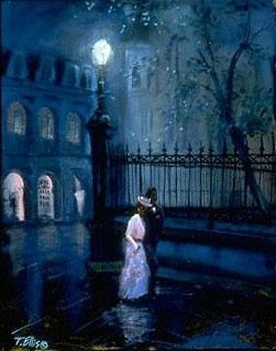 Midnight Stroll - Ted Ellis