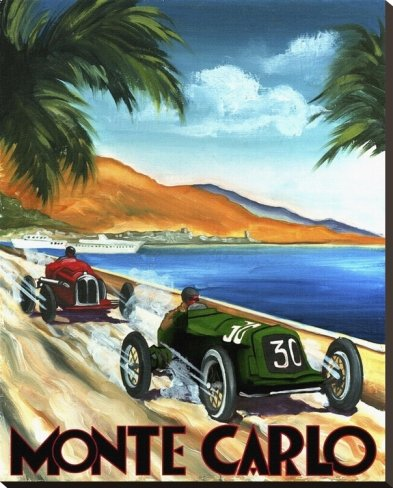 Monte Carlo - Artist: Chris Flanagan