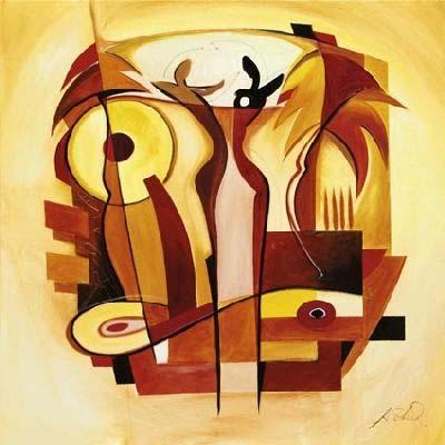 Sunset Promises I. - Alfred Gockel - AG31