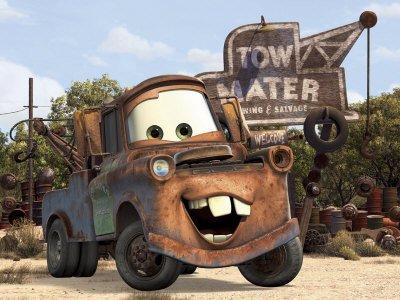 Pixar's Mater