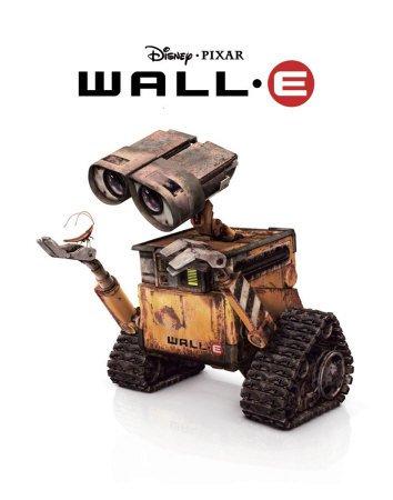 Pixar's WALL-E: The Last Robot Art Print
